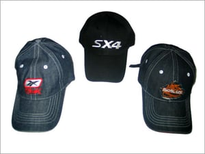 Promotional Embroidered Caps