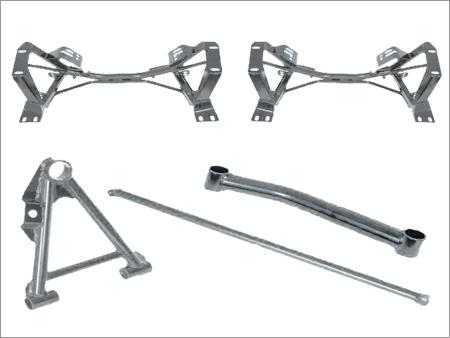 Tubular Automobile Parts