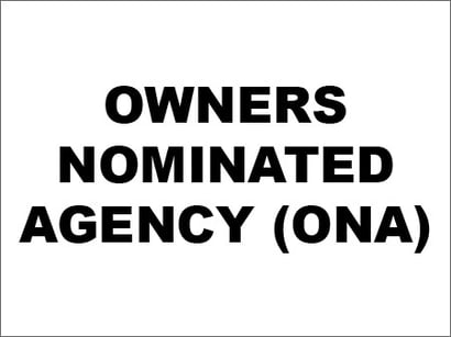 Owners Nominated Agency (Ona)