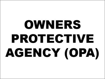 Owners Protective Agency (Opa)