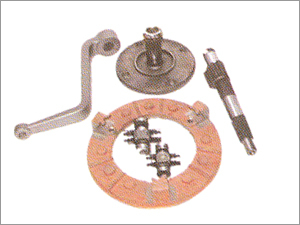 Tractor Parts(Axle/UJ Cross Assembly/Sector Shaft)