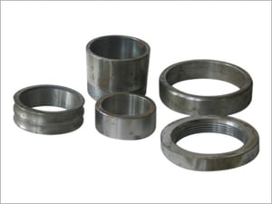 Round Forgings with Sleeves