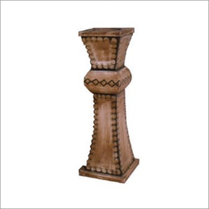 Wooden Candle Stand