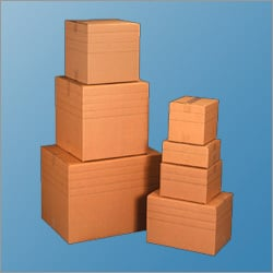 Corrugated Packing Container