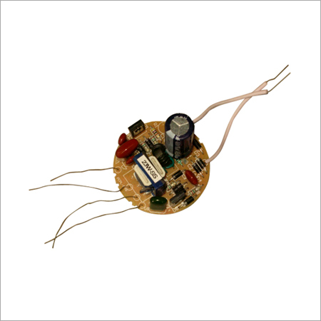 CFL Electronic Ballast Circuit