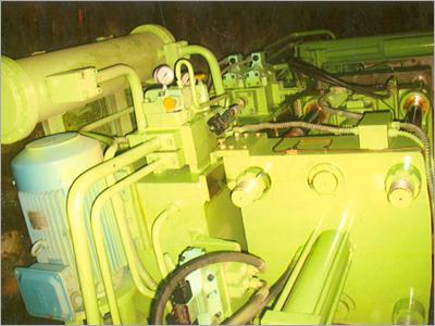 High Range Vertical Rotor Die Casting Machines