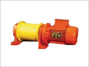 Planetary Winches and Slew Drives