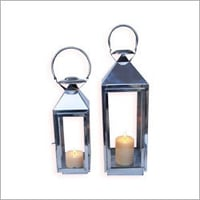 Stainless Steel Garden Lanterns