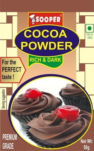 Rich Dark Cocoa