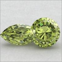 Green Gold Gems
