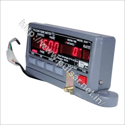 Digital Taxi Meter - Manufacturers & Suppliers, Dealers