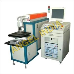 Sys50a Laser Scribing Machine