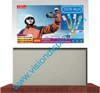 Customised LCD Display Stand