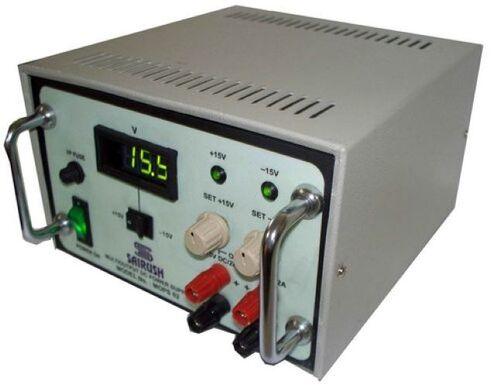 Power Supplies Linear IC Circuits (Dual Tracking)