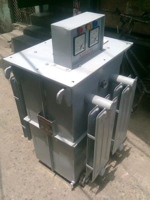 Rectifier for hard chrome plating