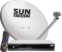 Sun Direct Dish and DTH