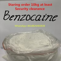 99% Purity Benzocaine, Safe Customs Clearance