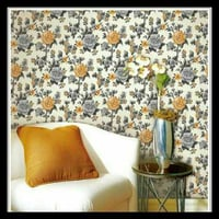 Designer Printed Wallpaper For Interior Wall