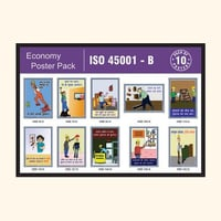 ISO 45001 Posters Pack