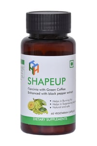 Shape Up Vegetarian Capsule For Weight Loss