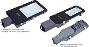250W LED Street Light with Reflector