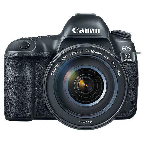 Camea Canon 5D Mark I(v)