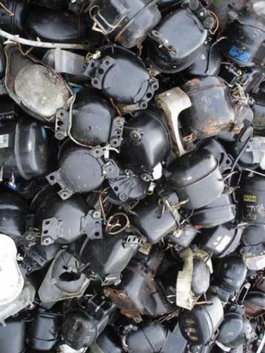 Used Fridge Compressor Scrap