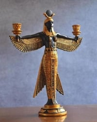 Isis Goddess - Home Accent Piece-5