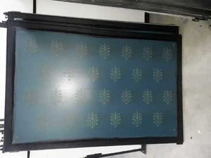 Screen for Textile Printing