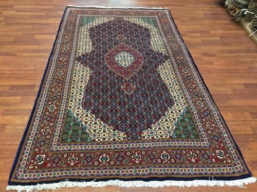 Vintage Persian Sarouk Farahan Floor Rug