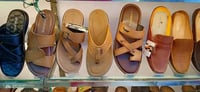 Brown Color Ladies Chappal