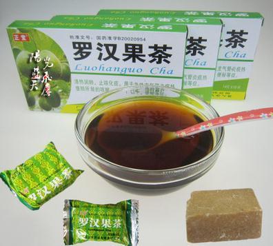 Monk Fruit Cooling Tea