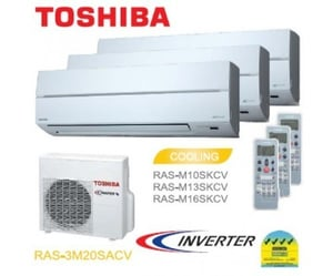 Split Air-Conditioning Systems And Service (Toshiba)