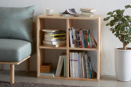 Woodwall 2 X 2 Open Shelf