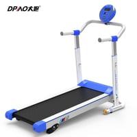 Professional Easy Assembly Motion Fitness Treadmill
