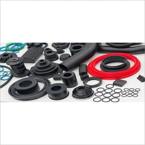 Rubber Moulded Bellow, Gasket and O Rings