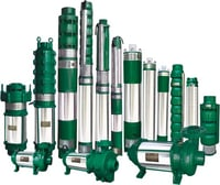 Borewell Submersible Pump Sets