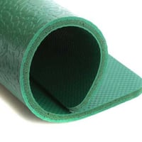 PU And PVC Indoor Sports Flooring