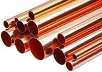 High Strength Copper Pipes