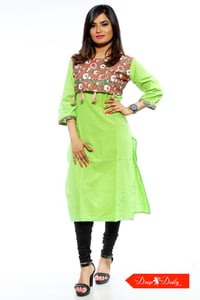 Jaipuri Attractive Cotton Kurtis