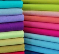 Pure Cotton Colorful Fabrics