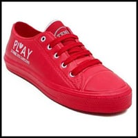 Red Color Mens Casual Shoes