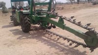 Trolley Mounted Trencher Machine