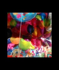 Water Proof Printed Balloons
