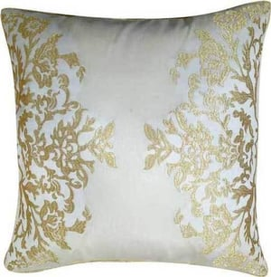 Handmade Embroidery Pillow Cover
