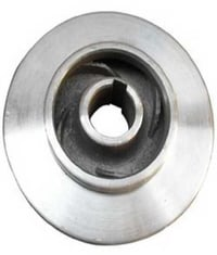 Stainless Steel Submersible Pump Impeller