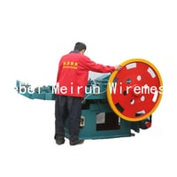 High Speed Low Noise Wire Nail Making Machine