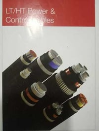LT HT Power Control Cable