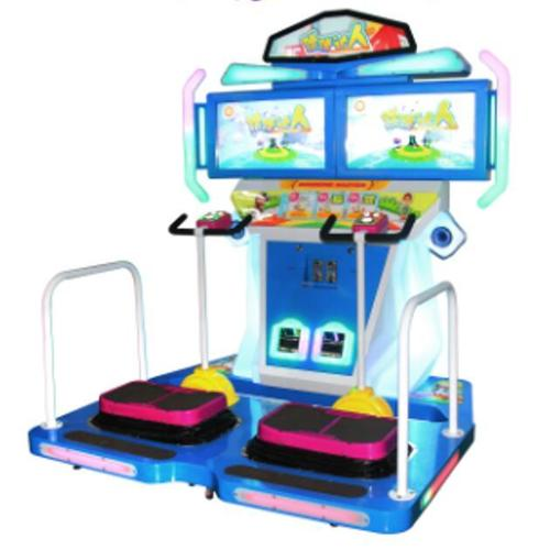 Bungee Master Jump Game Machine