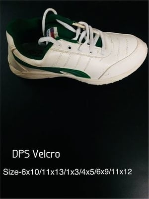 DPS Hook and Loop Shoes
